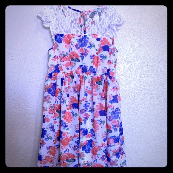 bfe8f4d734e4 Holiday Editions Dresses | 5 For 25 Summer Floral Girls Dress | Poshmark